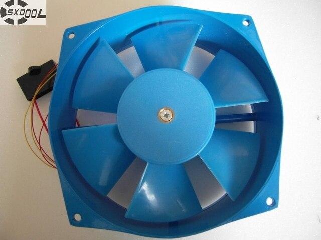 SXDOOL 200FZY2 D 21070 einzigen flansch AC fan axial lüfter lüfter 220V
