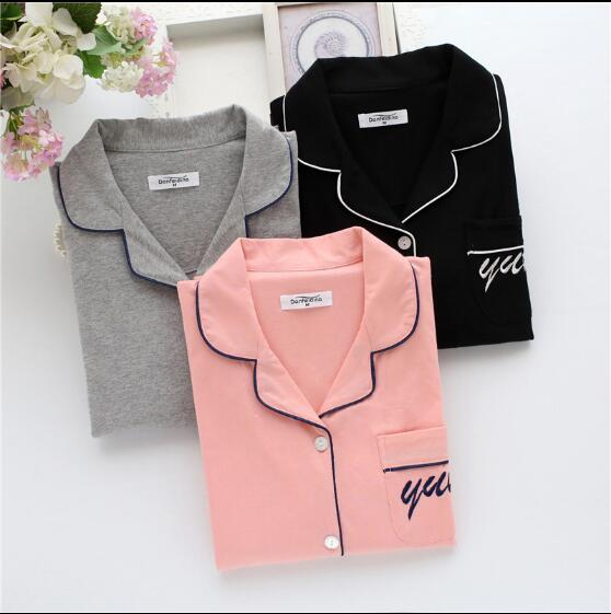 New Arrival!Man&Woman Dressing gown Spring Long sleeve House coat Home clothes for women