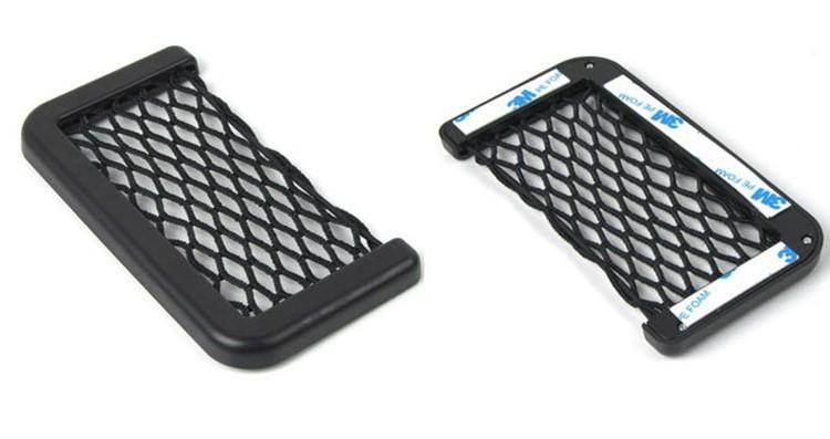 "Handy mesh holder for your car, truck, or van. 3.3"" W x 5.7"" L Sadoun Sales International"