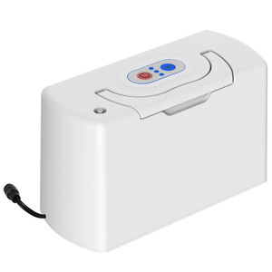 Image 3 - Wholesale price china medical health care equipment travelling portable oxygen concentrator generator for sale