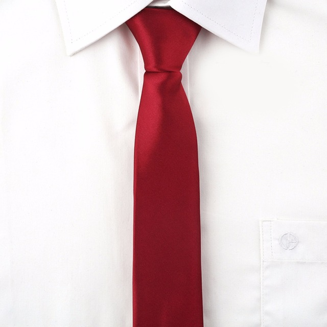 Hot Narrow Ties
