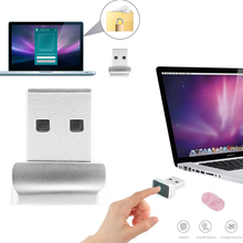 USB قارئ بصمات الايدي الذكية ID للنوافذ 10 32/64 بت مرور شحن الدخول/تسجيل في قفل/إفتح PC ولاب توب ماسحة الاستشعار