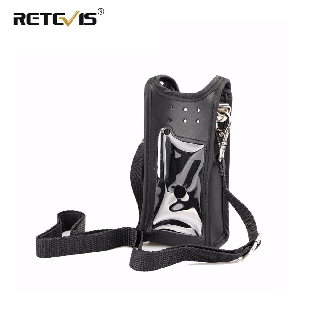 New Walkie talkie Holster RT82 Case Leather Carrying Holder For TYT MD-2017 Retevis RT82 vhf uhf dual band DMR radio AccessoriesNew Walkie talkie Holster RT82 Case Leather Carrying Holder For TYT MD-2017 Retevis RT82 vhf uhf dual band DMR radio Accessories