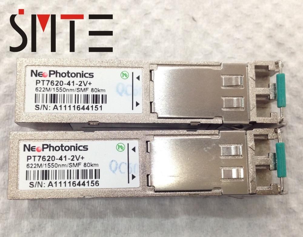 NeoPhotonics PT7620-41-2V+ 622M/1550nm/SMF 80KM single-mode SFP module