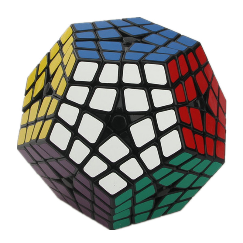 High Quality Shengshou Megaminx Magic Cube Professional Plastic Puzzle Speed Cubes Educational Toys Special Toys Gifts for Kids