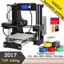 Perfect Design Desktop FDM 3D Printer Print Size 220*220*250mm Anet A6 Reprap Prusa i3 DIY 3D Printer Kit for Engineer Designer picaso 3d designer