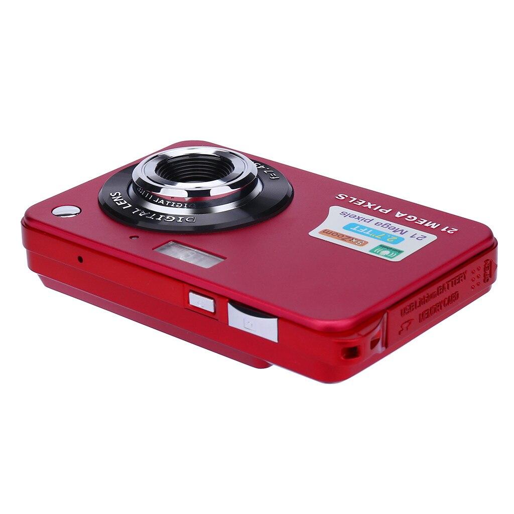 HTB1f86UX3KG3KVjSZFLq6yMvXXaE Digital Cameras 2019 2.7HD Screen Digital Camera 21MP Anti-Shake Face Detection Camcorder 8X digital zoom with Microphone c0612