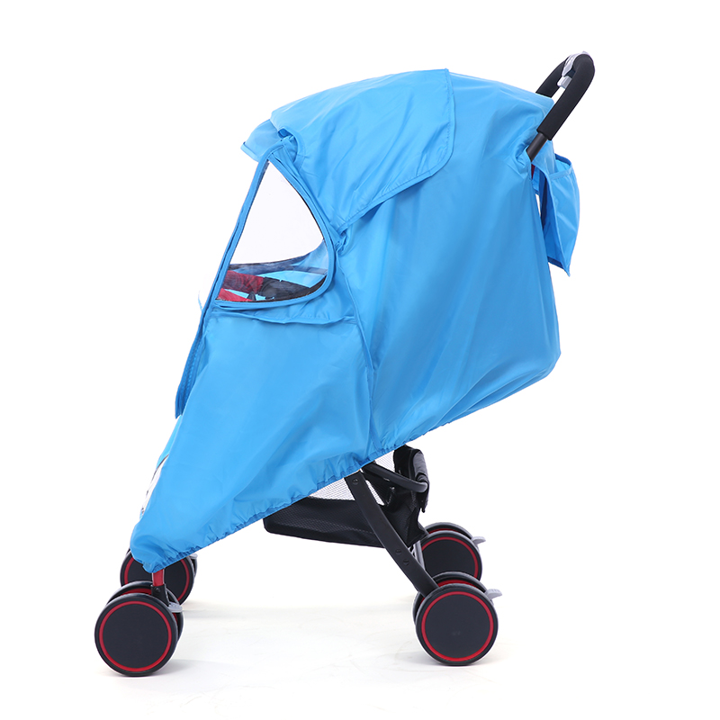 Hot Selling Waterproof Raincover for Stroller Prams Cart Dust Rain Cover for Baby Stroller Pushchairs Accessories Baby Carriages in Strollers Accessories from Mother Kids