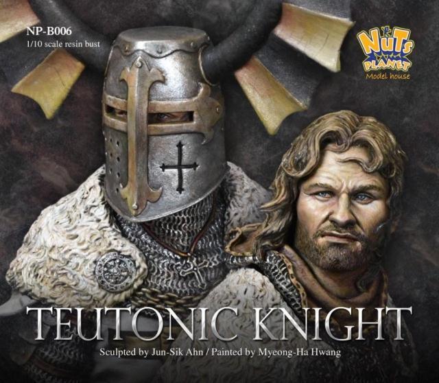 Teutonic Knights buste (twee - Bouw en constructie