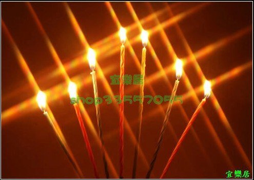 magic relighting candles birthday wedding party gag joke making stick candle April fool 10pc/pack CN post