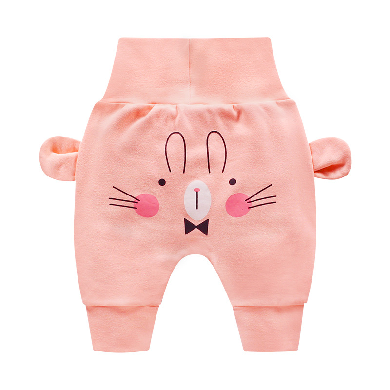 Baby Boy Popular Baby Leggings Baby Girl Hot Selling Comfortable Pants Baby Kids Trousers(China)