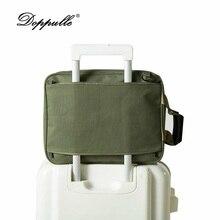 Doppulle модный бренд многоцелевой короткие расстояния дорожная сумка большой емкости Костюмы Одежда Пакет обувь для мужчин и женщин сумка