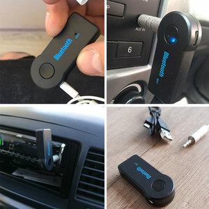 Image 5 - Transmissor e receptor bluetooth, transmissor e receptor de áudio bluetooth para carro, música e fones de ouvido, receptor bluetooth #3