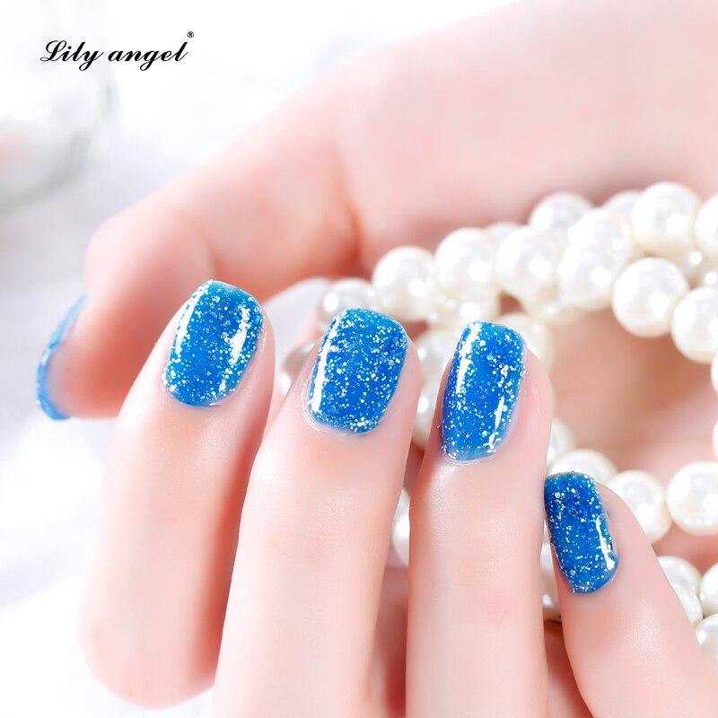 Lily angel 1 UNIDS Esmalte de Uñas de Gel UV y LED Brillante - Arte de uñas - foto 3