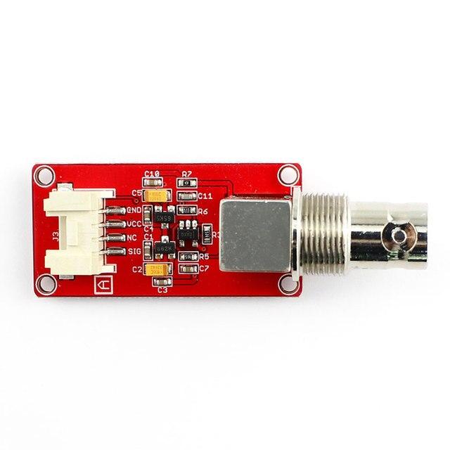 125 ℃ Digitales DS18B20-Temperatursensormodul-Kit Wasserdichte elektronische Komponenten Bereich 50 ℃