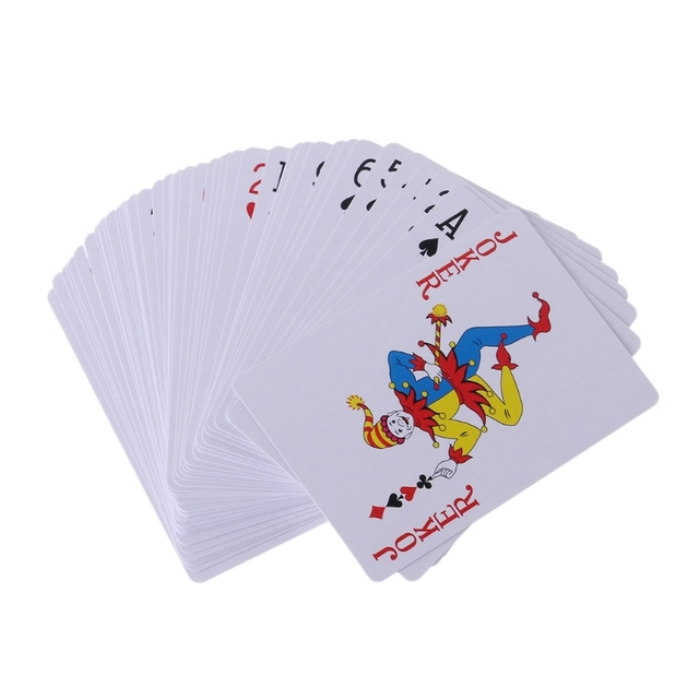 New Secret Marked Poker Cards See Through Playing Cards Magic Toys simple but unexpected Magic Tricks 1
