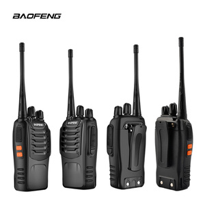 Image 4 - 2 pcs baofeng BF 888S 워키 토키 uhf 라디오 baofeng 휴대용 라디오 communi니 케 이터 5w 전원 400 470 mhz pufeng
