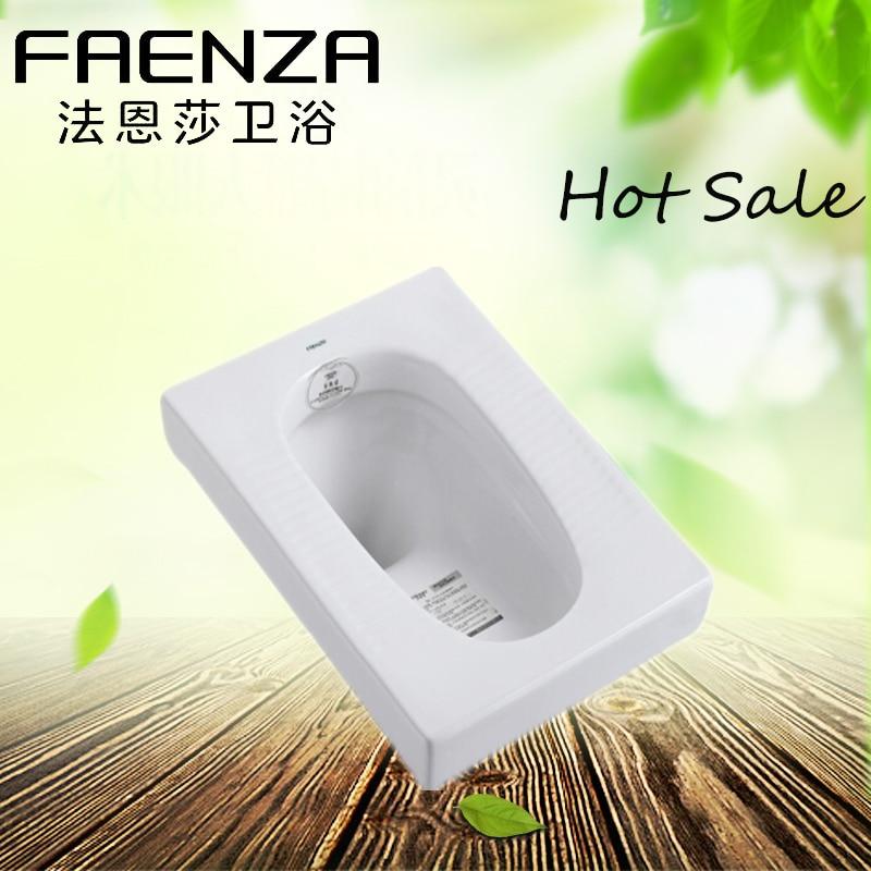 High Quality Sanitary Ceramic Squat Toilet 1
