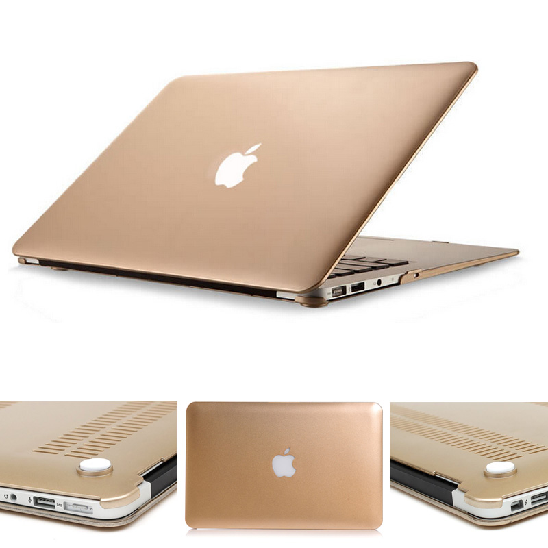 release date: fc4ad 7c237 NEW Cut LOGO Matte protective shell For macbook Air 13 case for Pro ...