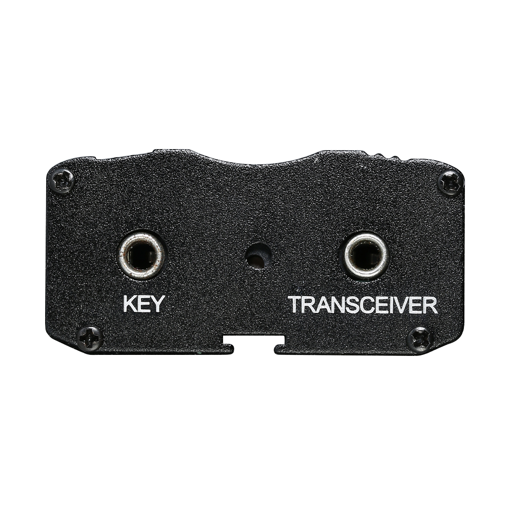 MX-K2 CW Auto Memory Key Controller Morse Code Keyer for Old Ham Radio Amplifier Includes power-off protection function