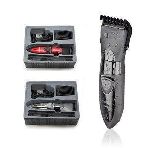 Image 1 - ใหม่ไฟฟ้าผม Clipper มีดโกนสำหรับผู้ชาย HC001 Cordless Beard Trimmer มีดโกนหนวดตัดเครื่อง 220V