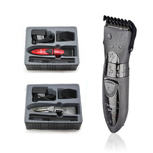 New Washable Electric Hair Clipper Rechargeable Razor for Men Baby HC001 Cordless Beard Trimmer Shaver Hair Cutting Machine 220V