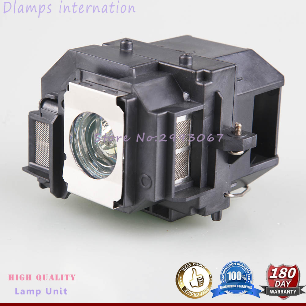 Original Quality EB-S10 EB-S9 EB-S92  EB-W10  EB-W9  EB-X10  EB-X9  EB-X92 For EPSON ELPL58 Projector Lamp Bulb With Houisng