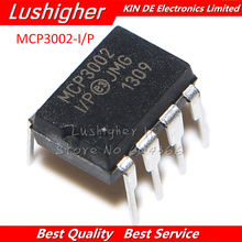 2 CHIẾC MCP3002 I/P NHÚNG BÈO 8 MCP3002 DIP8