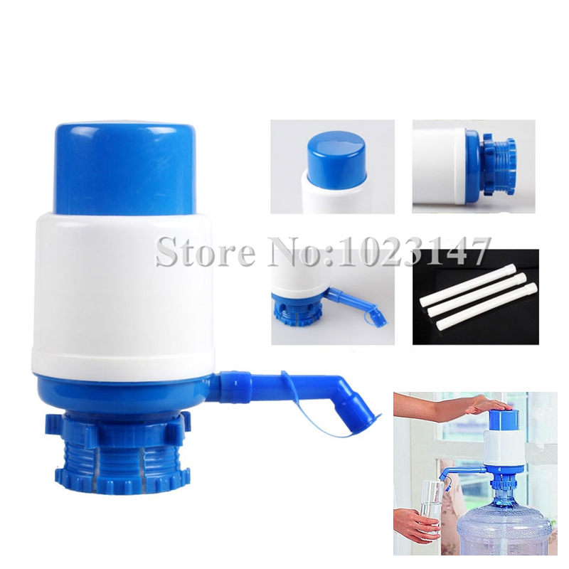 Useful Home Articles Drinking Water Hand Pump For Bottled: HOt ! Hand Water Pump 5 Gallon Drinking Water Bottle