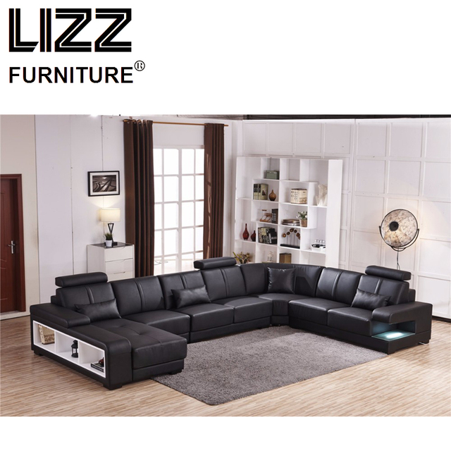 US $1980.0 |Sales Sofa Sets Luxury Furniture Set Genuine Leather Sofas For  Living Room Modern Sofa Set Divany Furniture Modern Design-in Living Room  ...