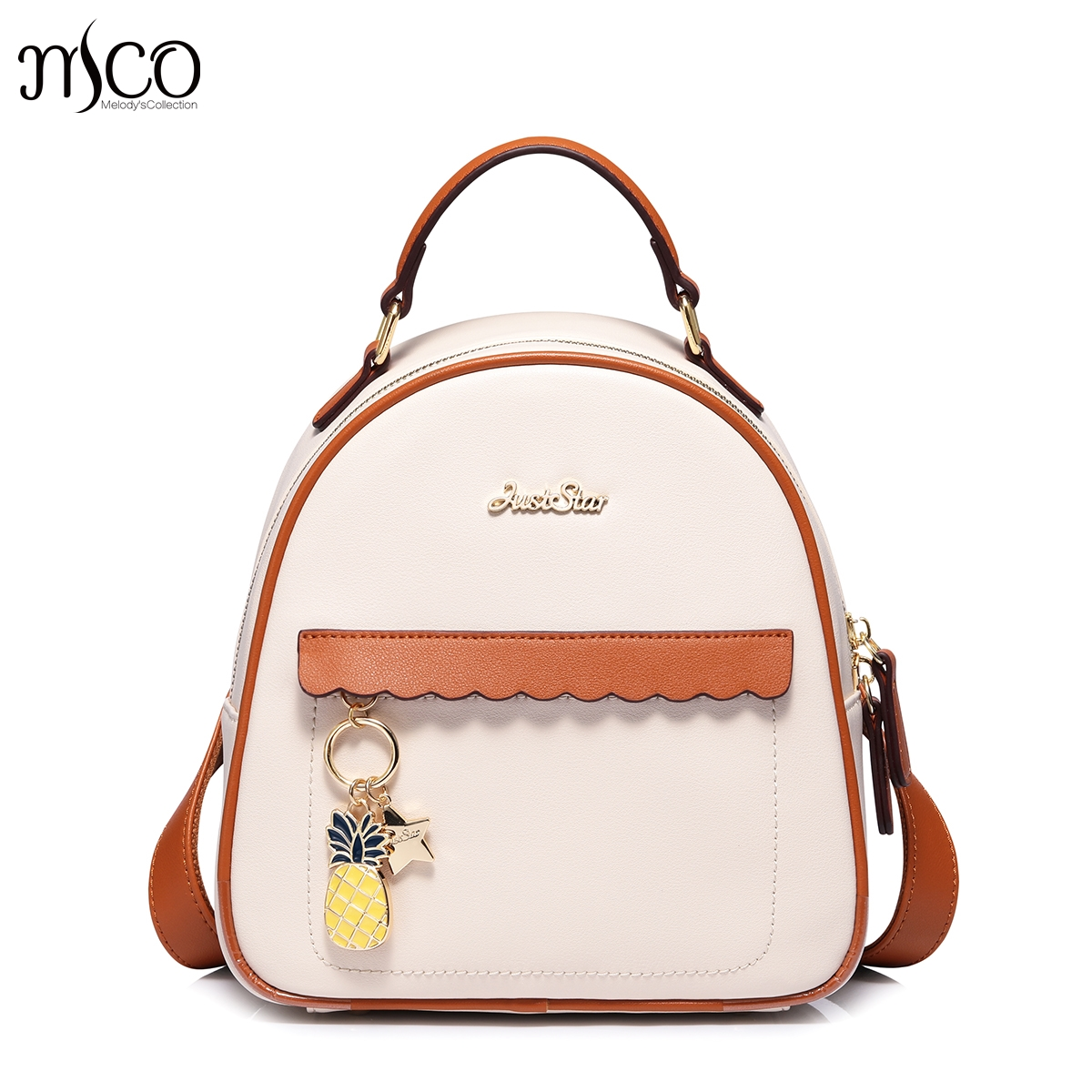 ddf541437b0c Detail Feedback Questions about JUST STAR designer brand luxury Women  Backpack Female Fashion Pineapple Tassel Shoulder Doule Bags Ladies School  Backpacks ...