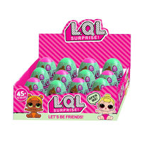 LOL Dolls 12 Pcs Set Cosplay LOL Doll Dress Up Toys Surprise Eggs With Toys Baby