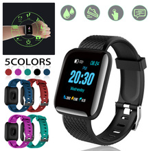 Smart Bracelet Blood Pressure heart rate monitor Waterproof Fitness Tracker Watch Heart Rate Monitor Pedometer monito