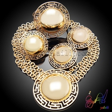 China Jewelry online necklace rhinestone jewelry sets vintage