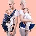 Suspensórios bebê multifuncionais fezes bebê segurar com quatro estações fezes criança mochila dupla ombro