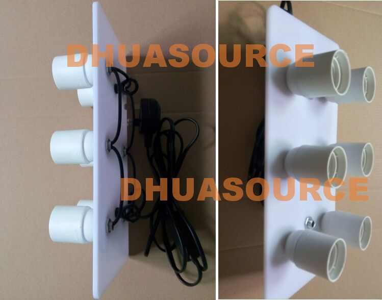 6 e27 lamp Base Lamp Holder E27 Lamp Socket Light Socket All kinds of E27 lighting accessories DIY light base