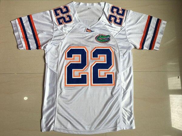 купить American Football Jersey 15 Tim Tebow 22 Emmitt Smith Florida Gators College Football Jersey All Stitched S-3XL Free Shipping по цене 1804.42 рублей