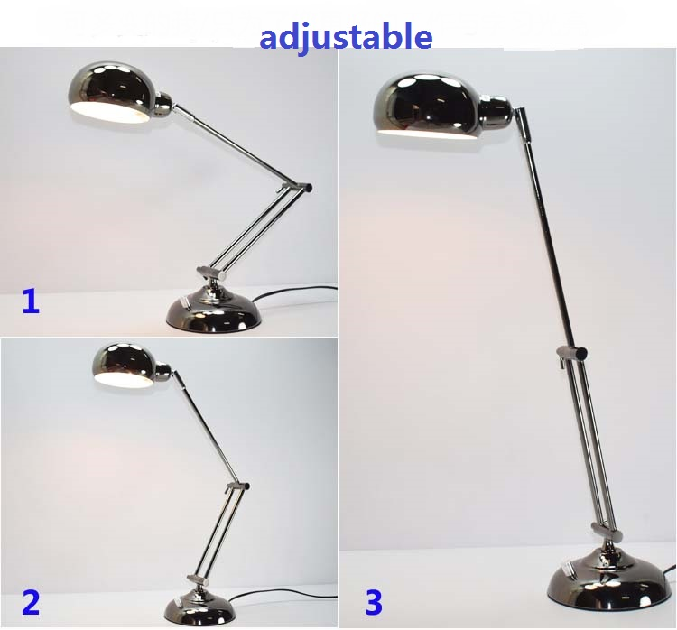 American style iron table lamps study office work computer american style iron table lamps study office work computer children dormitory eye care reading learning desk lamp za fg884 in desk lamps from lights aloadofball