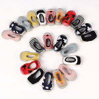 Newborn baby girl shoes Infant Toddler first Walkers Baby Boy crib shoes attipas same design Anti slip Soft Shoes D38
