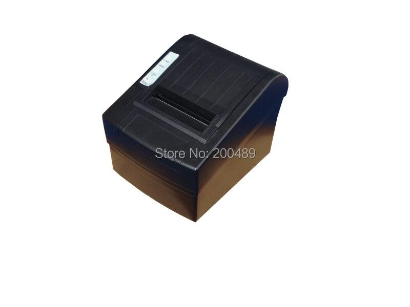 80mm lan + usb port anto cutter imprimante thermique imprimante POS reçu imprimante ZJ-8220