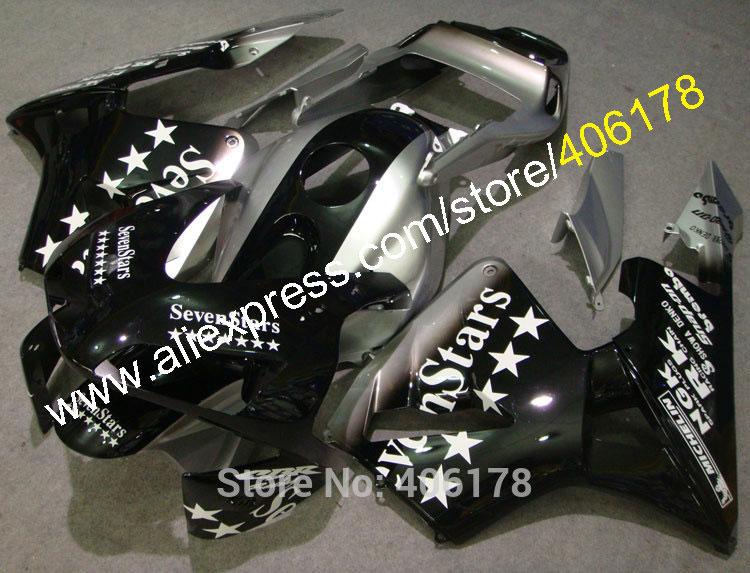 Hot Sales,Cheapest CBR600 RR Body Fairing Kits For Honda CBR600RR F5 2003 2004 Race Bike Seven Star Fairings (Injection molding)