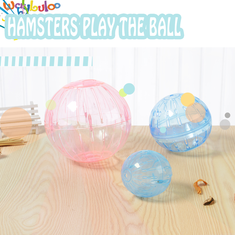 Guinea Pig Motion The Ball Toy Home Small font b Pet b font Hamster Running Ball