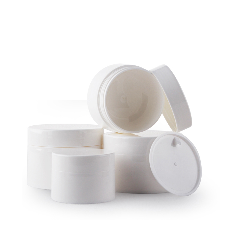 20pcs-lot-30g-PP-Plastic-Glossy-White-Cream-Mask-Container-Jars-Empty-Cosmetic-Packaging-Containers-with