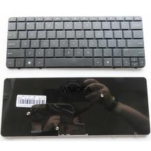 Нам новый для hp mini 110-3626tu 3633tu 3748tu 3745tu 3619tu 3749tu заменить клавиатура ноутбука английский черный