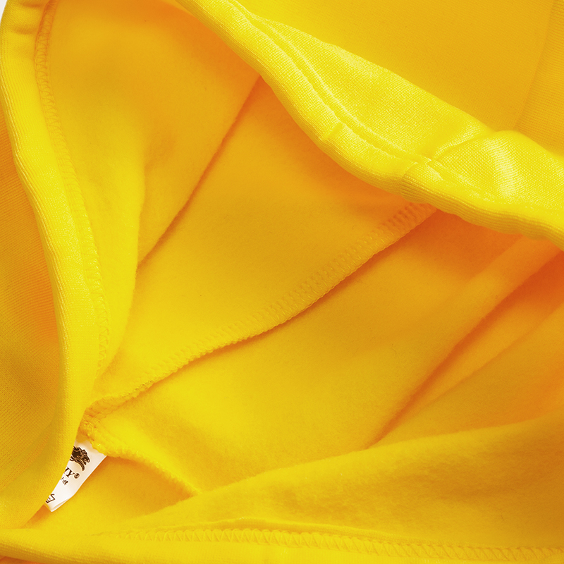 19 women's long-sleeved plain hooded sweatshirt plain multi-color men's and women's casual pullover hoodie 28
