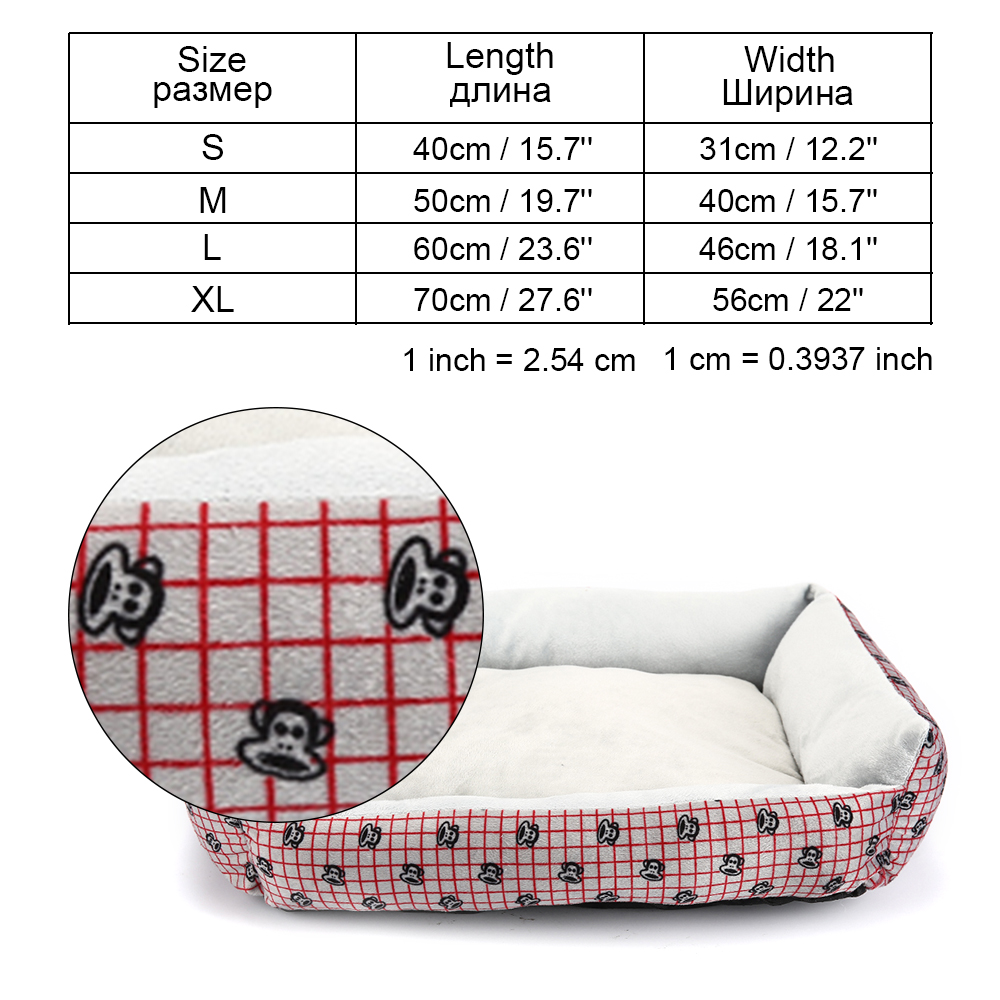 Pet Dog Bed Sofa Dog Waterproof Bed For Small Medium Large Dog Mats Bench Lounger Cat Chihuahua Puppy Bed Mat Pet House Supplies (18)