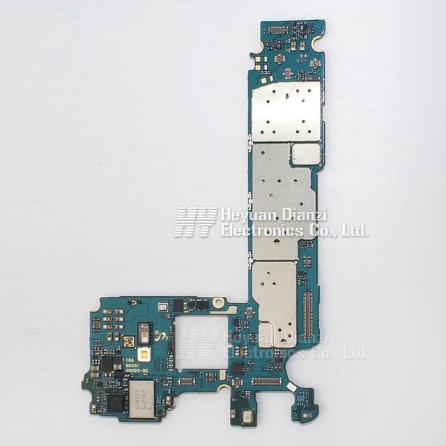 Placa de substituição para samsung galaxy s7 g930a motherboard 32g com imei adesivo 100% teste bom trabalho freeshipping