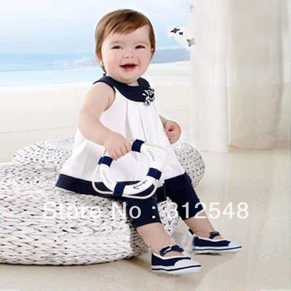 High Quality Kids outfits Girls Baby Flowers Shirts Clothes Tops+Pants 2 PCS Set 0-3 Years0-3 Years хендай нд 120 в белоруссии