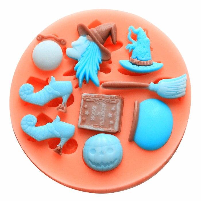 F491 Small Buriti Baby Silicone Fondant Mold Gum Paste Cake Decorating Cake Topper Mould Cake Molds