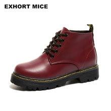 Motorcycle Leather Boots Compra lotes baratos de